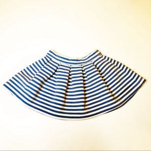 Gymboree Girls Sz4 Striped Skirt    273